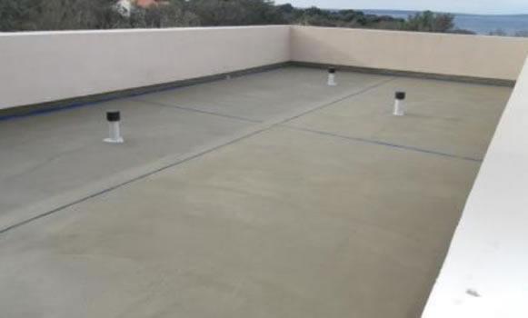 Ponudba izolacij balkonov in ravnih streh