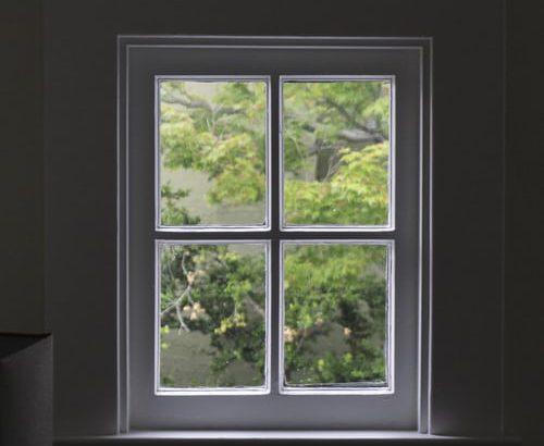 Lesena okna odličnega proizvajalca