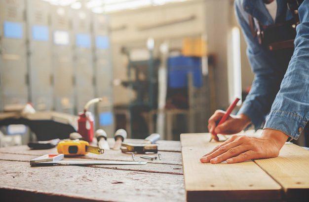 Primeri uporabe lepljenega lesa v stavbarstvu