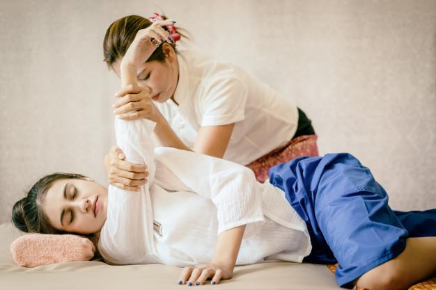 Antistresna masaža ima številne prednosti