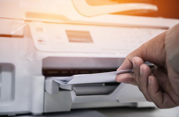 Multifunkcijski laserski tiskalnika.