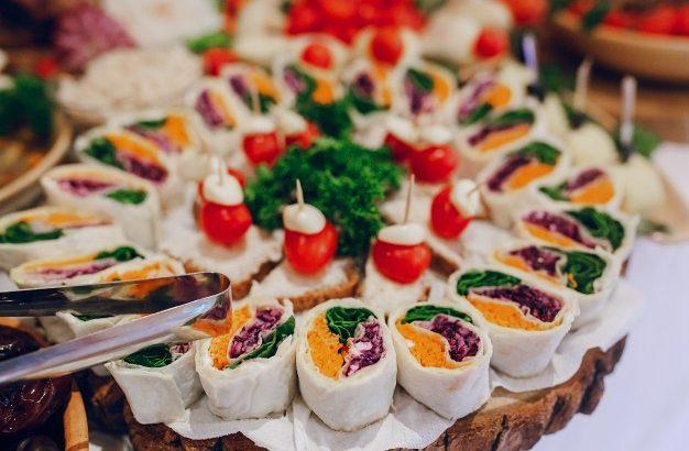 Piknik catering v okolici Ljubljane