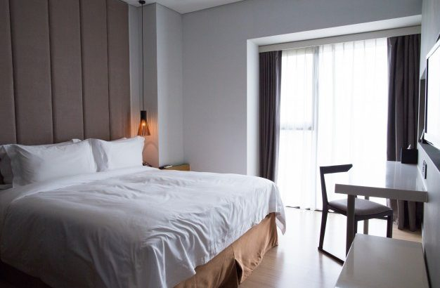 Za udobno spanje je potrebna primerna prešita odeja in prilegajoča posteljnina