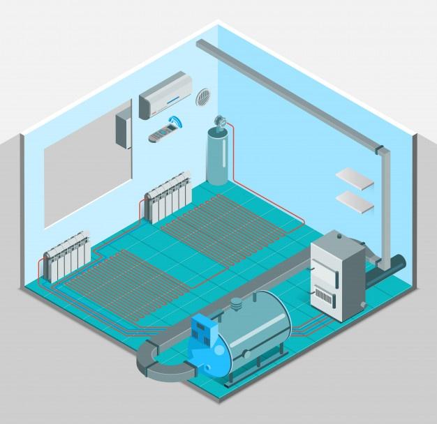 Idealna temperatura v stanovanjskih prostorih