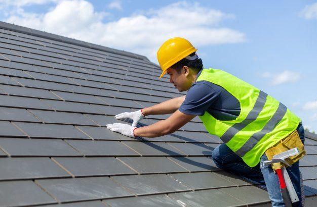 Strešna kritina za podeželsko hišo