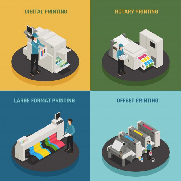 Spletna tiskarna omogoča enostavno naročanje