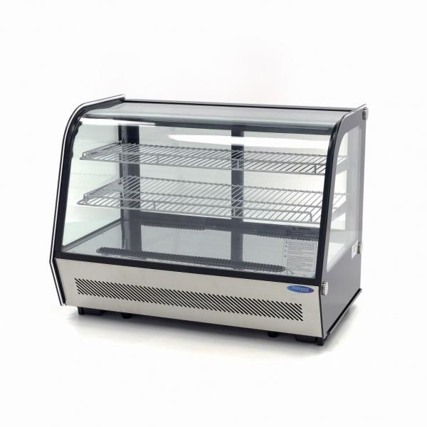 Ponudba hladilnih vitrin za sladice in druge hladilne tehnike