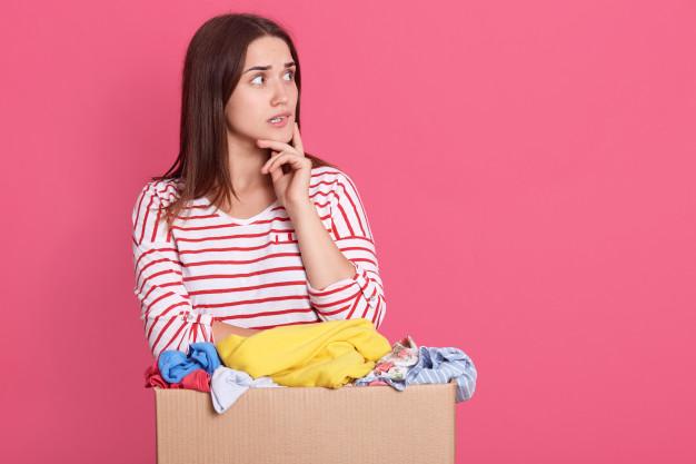 Komisijska prodaja rabljenih oblačil in obutve